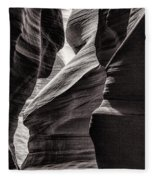 Canyon Walls Fleece Blanket
