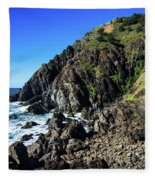 Cape Byron  Fleece Blanket