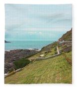 Cape Cornwall Fleece Blanket
