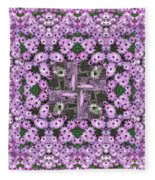 Cape Daisies Fleece Blanket