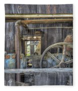 Capital Quarry Cutting Shed Fleece Blanket