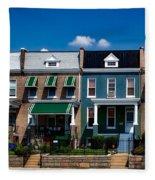 Capital Street Homes Fleece Blanket