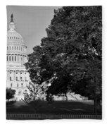 Capitol Hill Fleece Blanket