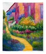 Capitola Dreaming Too Fleece Blanket
