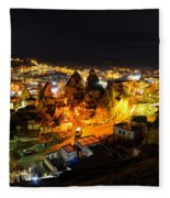 Cappadocia Fleece Blanket