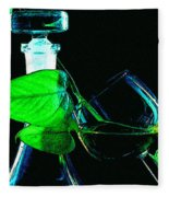 Captains Decanter Fleece Blanket