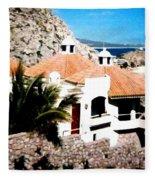 Captivating Cabo Fleece Blanket