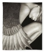Captivity Fleece Blanket