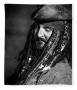 Capt'n Jack Fleece Blanket