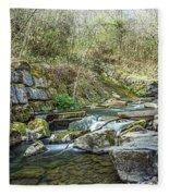 Caradocs Falls 2 Fleece Blanket