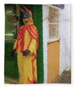 Careta Hombre Fleece Blanket