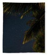 Caribbean Nights Anse Chastanet Fleece Blanket