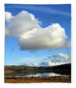 Cariboo Country Fleece Blanket