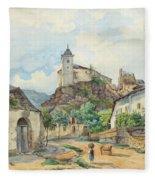 Carl Lafite Fleece Blanket