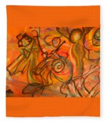 Carnival Fleece Blanket