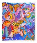 Carnival Fleece Blanket