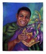 Carnival Time Fleece Blanket