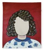 Carol Fleece Blanket