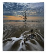 Carolina Lowcountry Fleece Blanket