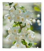Carolina Silverbells In Spring Fleece Blanket