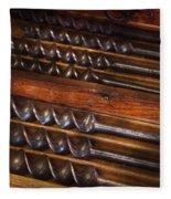 Carpentry - Tool - Archimedes Little Helper  Fleece Blanket