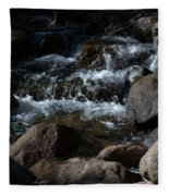 Carson River Fleece Blanket