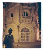 Cartagena Watchman Fleece Blanket
