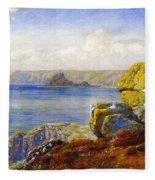 Carthillon Cliffs Fleece Blanket