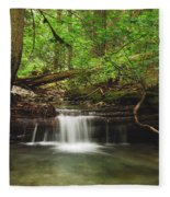 Cascade Happy Trail Fleece Blanket