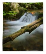 Cascade River Fleece Blanket