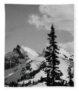 Cascades 1 Fleece Blanket