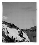 Cascades 2 Fleece Blanket