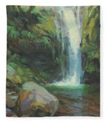 Cascadia Fleece Blanket