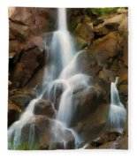 Cascading Falls Fleece Blanket