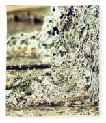 10196 Cascading Water 01b Fleece Blanket