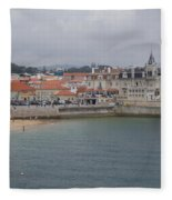 Cascais, Portugal Fleece Blanket