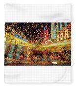 Casino2 Fleece Blanket