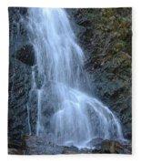 Casper Wy Waterfall 1 Fleece Blanket