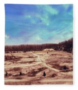 Castalia Quarry Reserve Dreamscape Fleece Blanket