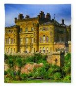 Castell De Culzean Fleece Blanket