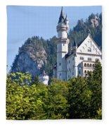 Castle 2 Fleece Blanket