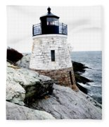 Castle Hill Light Fleece Blanket