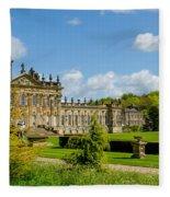 Castle Howard Fleece Blanket