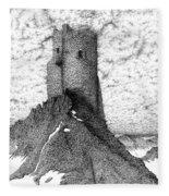 Castle Fleece Blanket