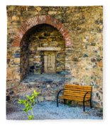 Castle Rest Fleece Blanket