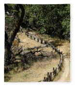 Castle Rock Sp Fleece Blanket