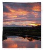 Castlemaine December Dawn Fleece Blanket