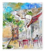 Castro Marim Portugal 01 Fleece Blanket