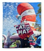 Cat In The Hat Series 2999 Fleece Blanket