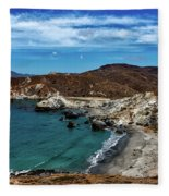 Catalina Island Fleece Blanket
